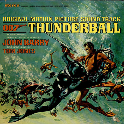 John Barry - OST - 007 Thunderball