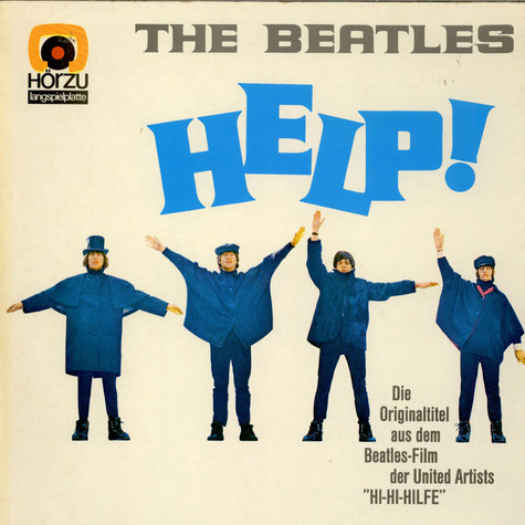 Beatles, The - OST Help!