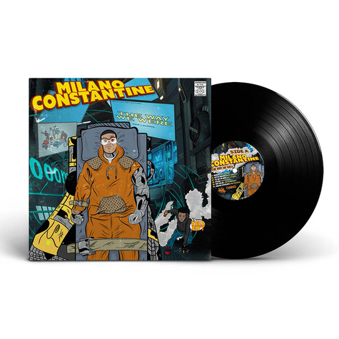 Milano Constantine (from D.I.T.C.) - The Way We Were Black Vinyl Edition