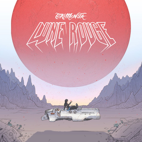 Tokimonsta - Lune Rouge Red Vinyl Edition
