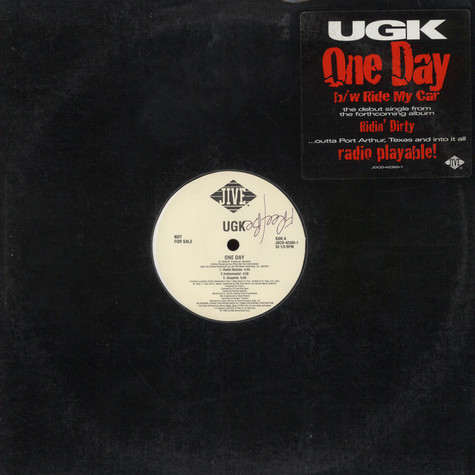 UGK - One Day