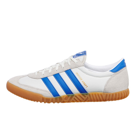 adidas Spezial - Indoor Kreft SPZL (Core White   Bright Blue Sld ... 7dd3ad28e5