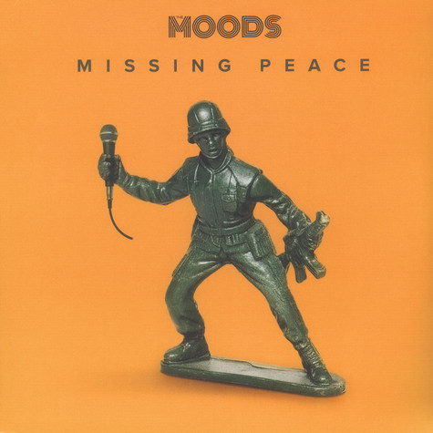 Moods, The - Missing Peace