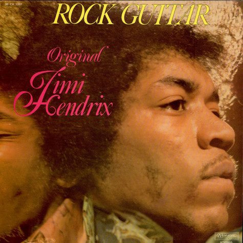 Jimi Hendrix - Rock Guitar