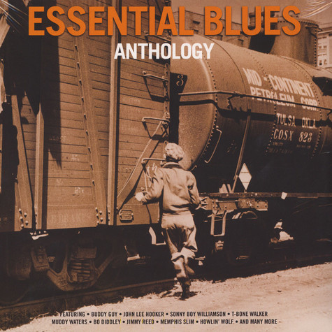 V.A. - Essential Blues Anthology