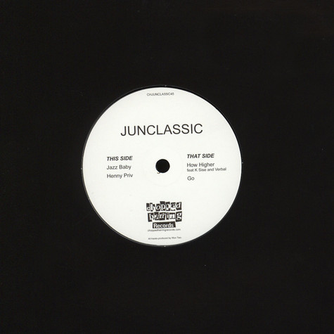 Junclassic - Better Than Fiction EP