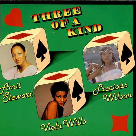 Amii Stewart / Viola Wills / Precious Wilson - Three Of A Kind