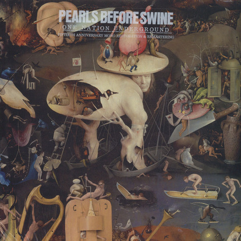 Pearls Before Swine - One Nation Underground 50th Anniversary Edition