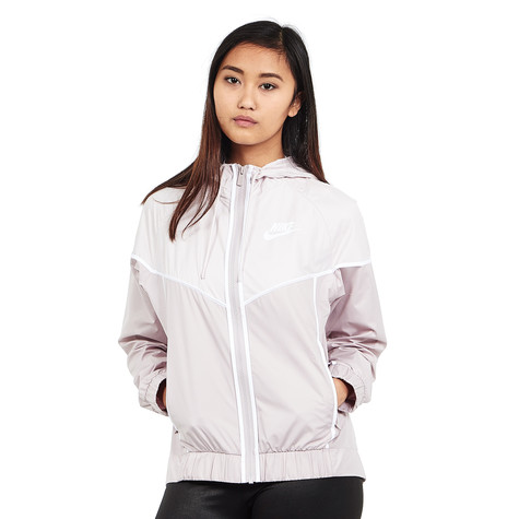 d8d38bc53a390 Nike. WMNS Sportswear Windrunner Jacket 4 (Particle Rose / Barely Rose /  White)