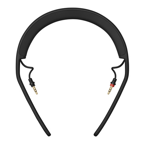 AIAIAI - H05 Headband (Wireless / Bluetooth)