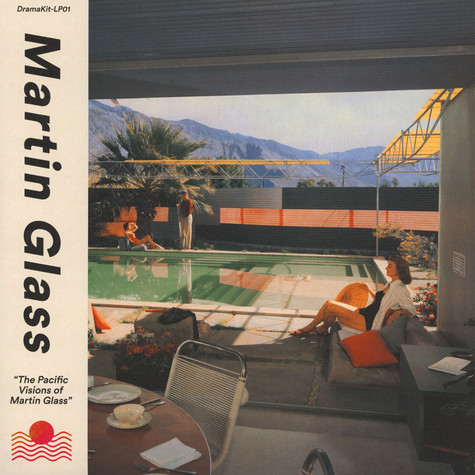 Martin Glass - The Pacific Visions Of Martin Glass