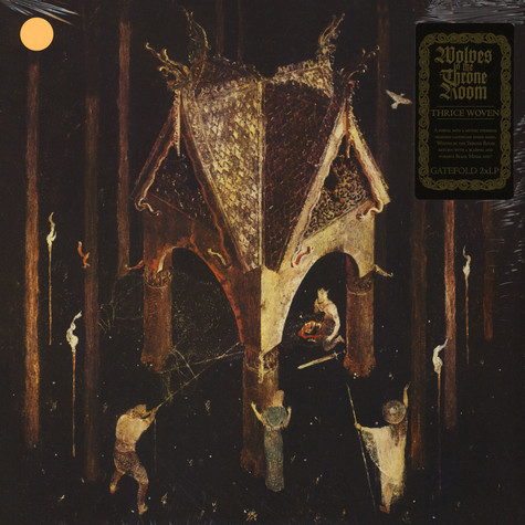 Wolves In The Throne Room - Thrice Woven  Colored Vinyl Edition