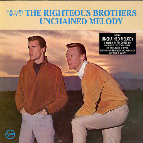 Righteous Brothers, The - Unchained Melody - The Very Best Of