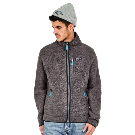 Patagonia Retro Pile Jacket Forge Grey Hhv