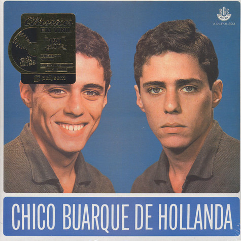 Chico Buarque De Hollanda - Chico Buarque De Hollanda