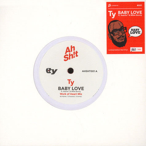 Ty - Baby Love Feat. Seanie T & Miles Bonny
