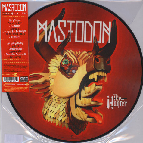 Mastodon - The Hunter Picture Disc Edition