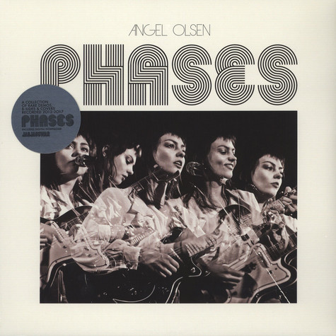Angel Olsen - Phases Black Vinyl Edition