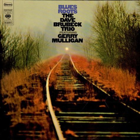 Dave Brubeck Trio Featuring Gerry Mulligan, The - Blues Roots