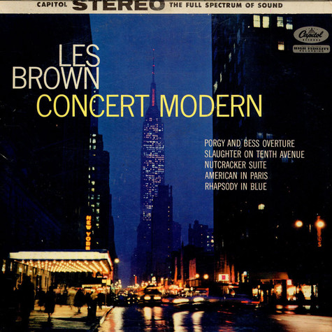 Les Brown And His Band Of Renown - Concert Modern