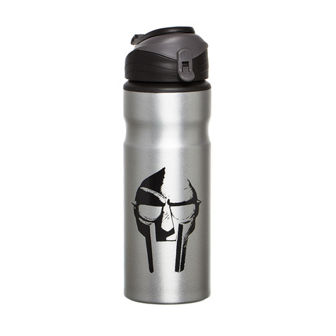 MF Doom - Metalface Water Bottle