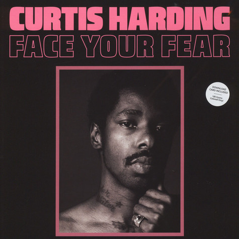 Curtis Harding - Face Your Fear Limited Edition