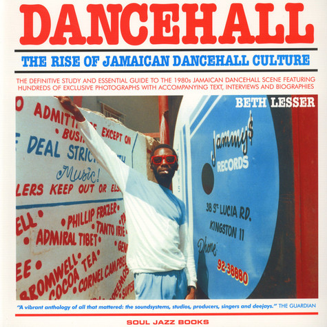 Beth Lesser - Dancehall - The Rise Of Jamaican Dancehall Culture