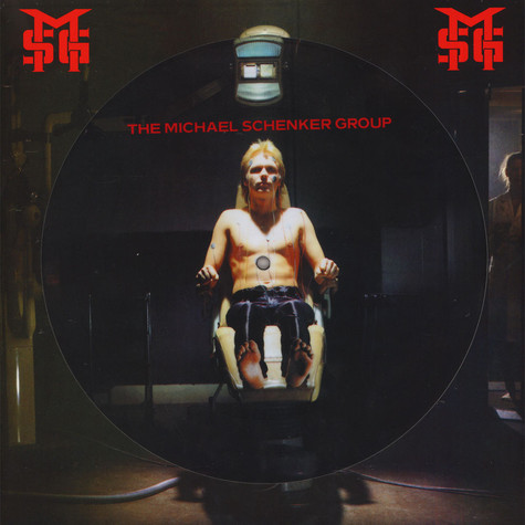 Michael Schenker Group, The - Michael Schenker Group Picture Disc Edition