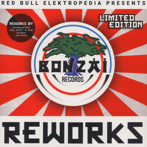 V.A. - Red Bull Elektropedia Presents Bonzai Reworks