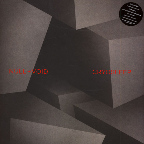 Null + Void - Cryosleep