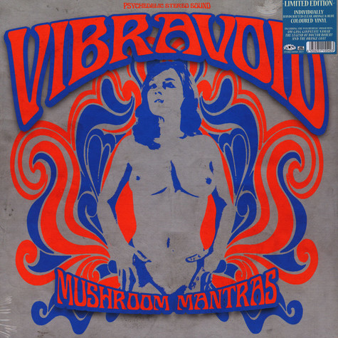 Vibravoid - Mushroom Mantras Colored Vinyl Edition