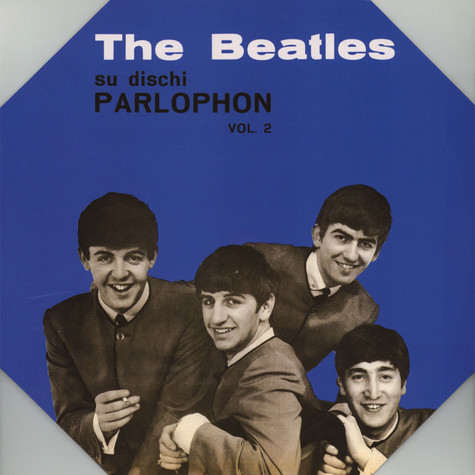 Beatles, The - Su Dischi Parlophon Volume 2