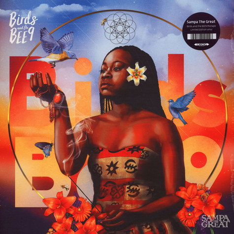 Sampa The Great - Birds And The BEE9