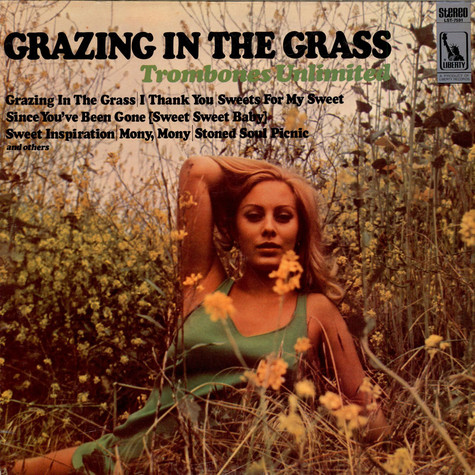 Trombones Unlimited - Grazing in the Grass