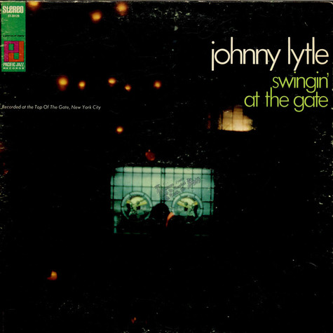 Johnny Lytle - Swingin' At The Gate