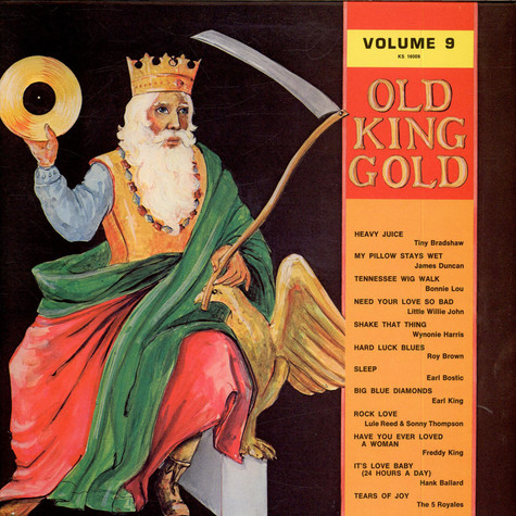 V.A. - Old King Gold Volume 9