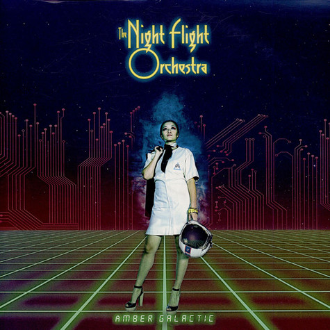 Night Flight Orchestra, The - Amber Galactic