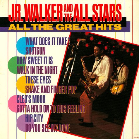 Junior Walker & The All Stars - All The Great Hits