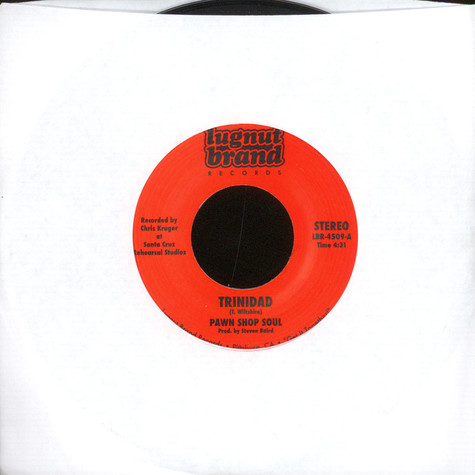 Pawn Shop Soul - Trinidad / Grab This Thing