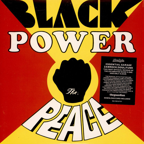 Peace, The - Black Power