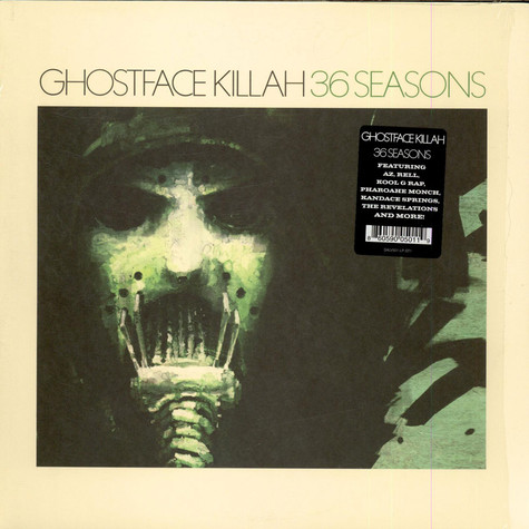 Ghostface Killah - 36 Seasons