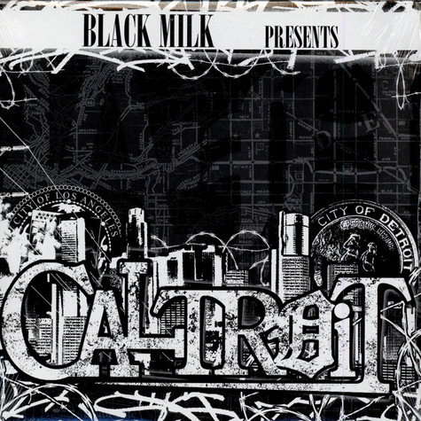 Black Milk - Caltroit