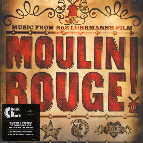 V.A. - OST Moulin Rouge