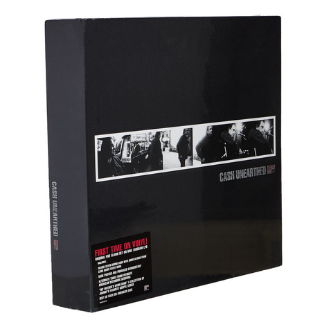 Johnny Cash - Unearthed Box Set