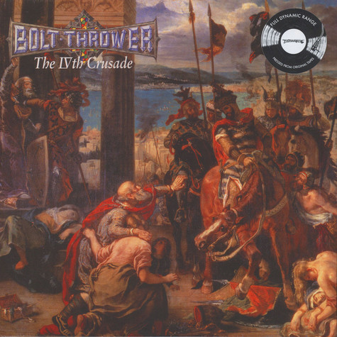 Bolt Thrower - The VIth Crusade