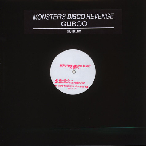 GU (Glenn Underground) & Boo Williams - Monster's Disco Revenge