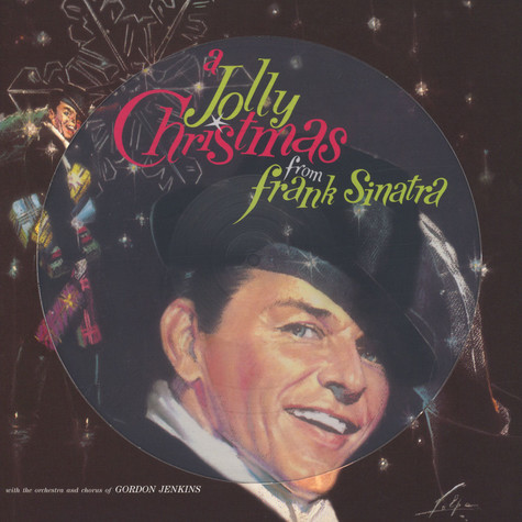 Frank Sinatra - A Jolly Christmas Picture Disc Edition