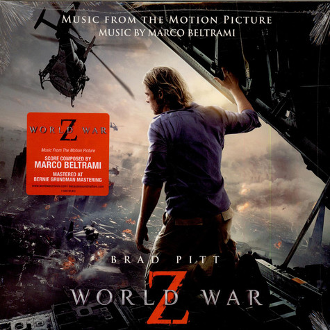 Marco Beltrami - OST World War