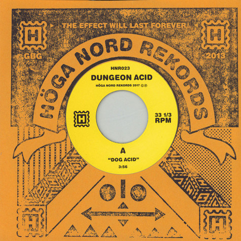 Dungeon Acid - Dog Acid / Sex Beat