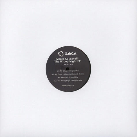 Marco Cassanelli - Wrong Night EP